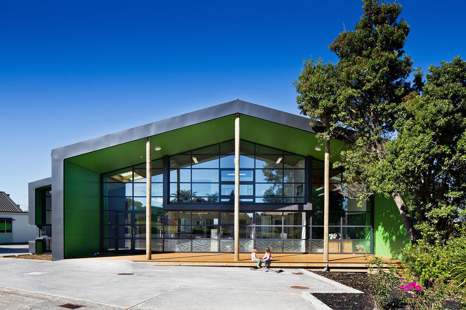 Clayton Park School Hall and Administration / Stephenson&Turner, © Paul McCredie