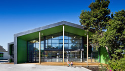Clayton Park School Hall and Administration / Stephenson&Turner