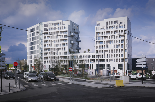 Courtesy of Coldefy & Associés Architectes Urbanistes