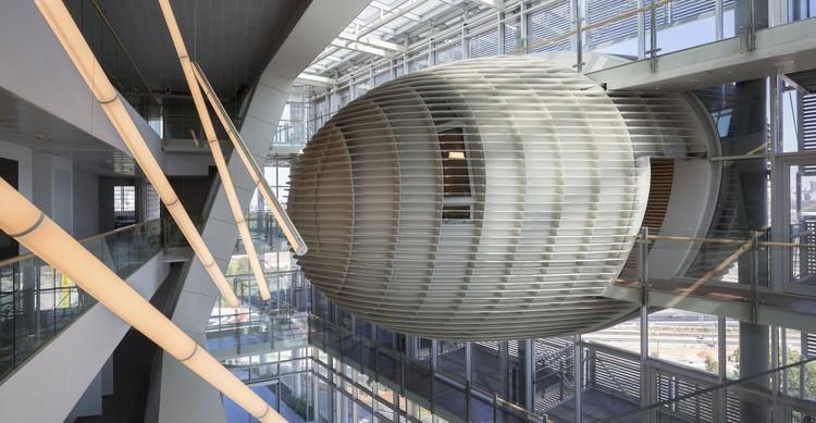 Escuela Porter de estudios ambientales / Geotectura + Chen Architects + Axelrod Grobman Architects, © Shai Epstein