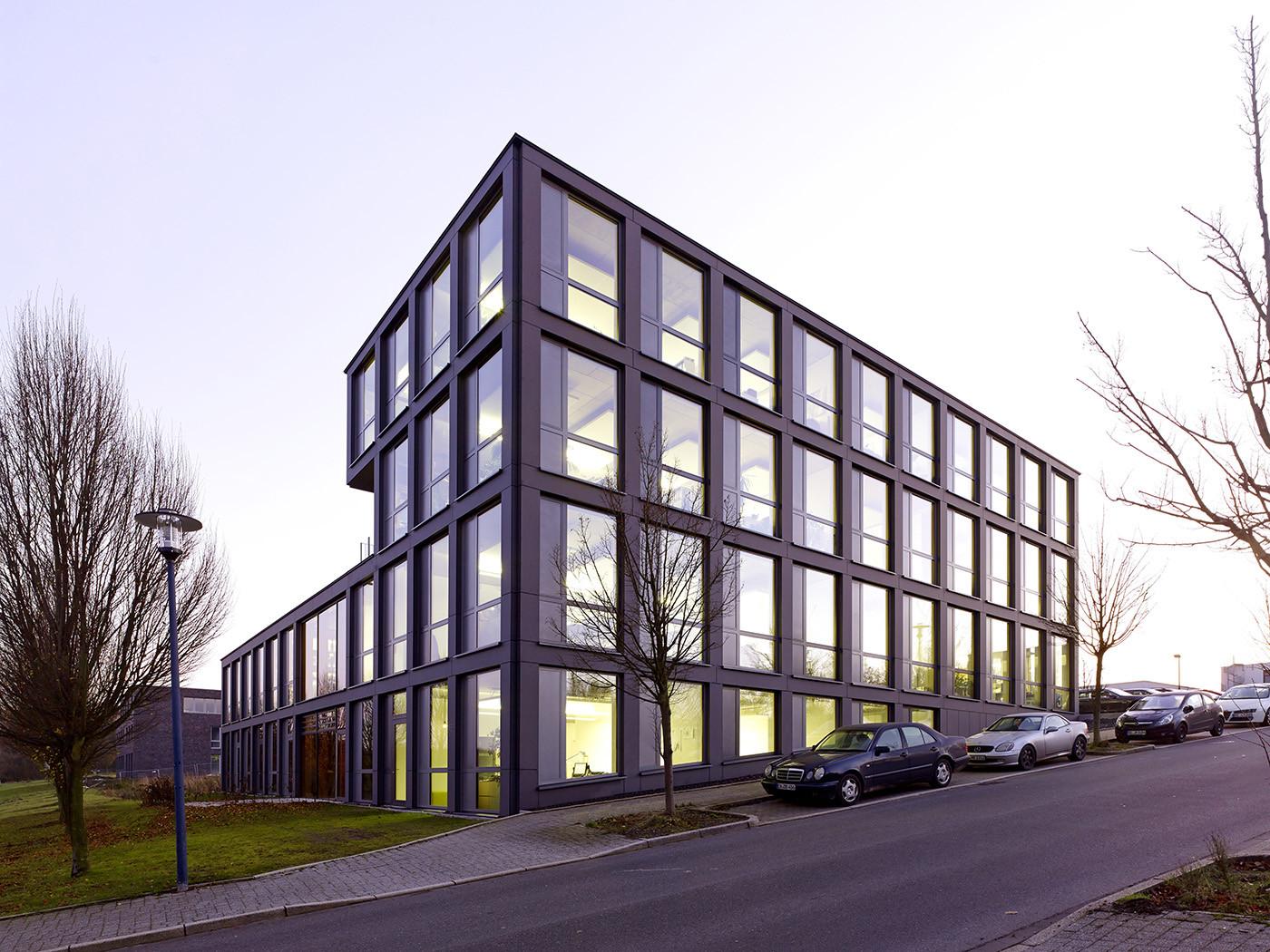 Blue Office Bochum / SSP SchürmannSpannel, © Jörg Hempel Photodesign