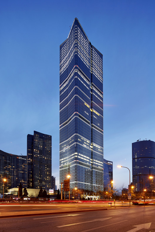 Fortune Plaza / P&T Group, Courtesy of P&T Group