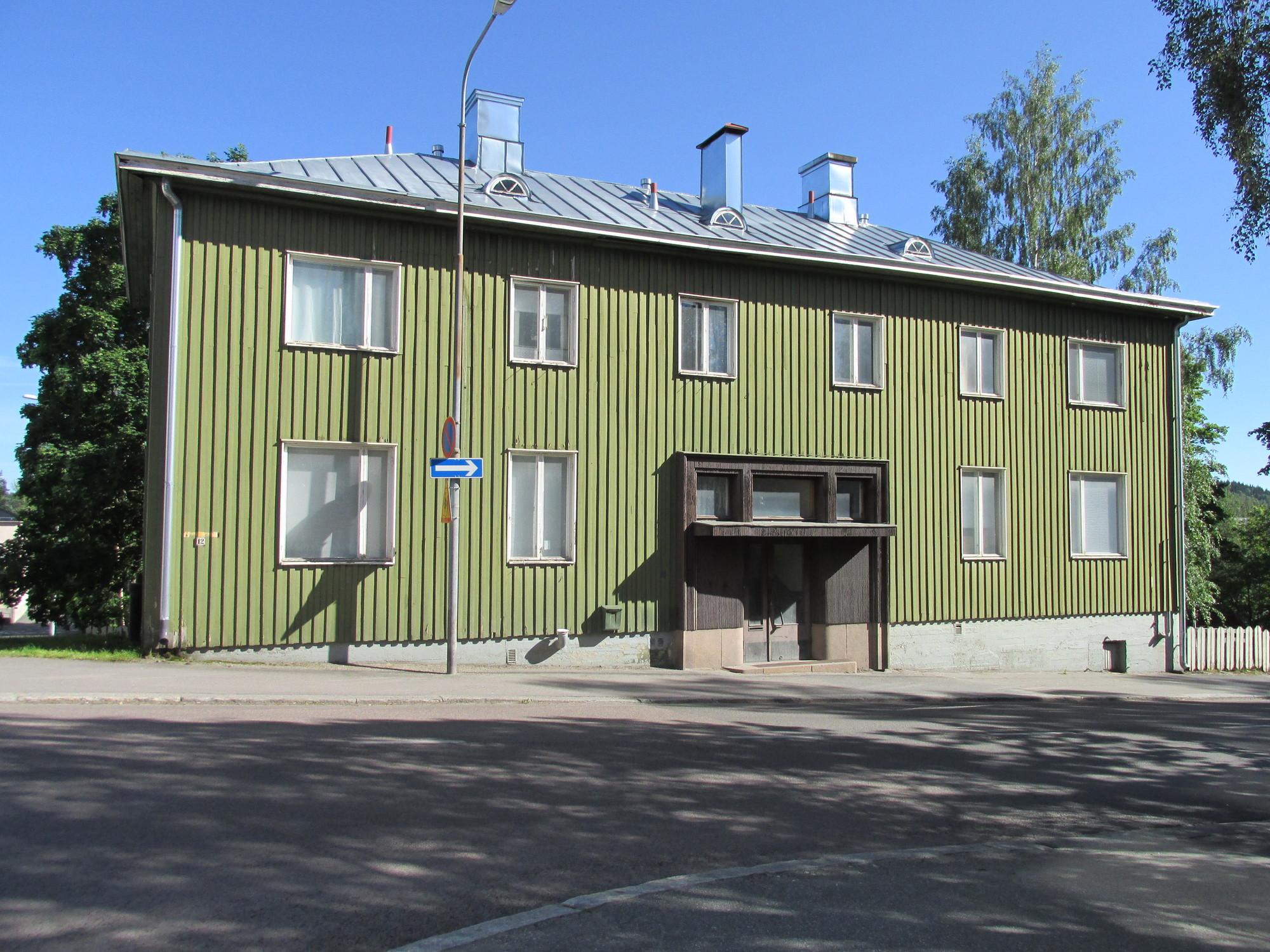 Jyväskylä: 17 obras de Alvar Aalto en una sola ciudad, Casa Lauren. Image © Karina Nogales