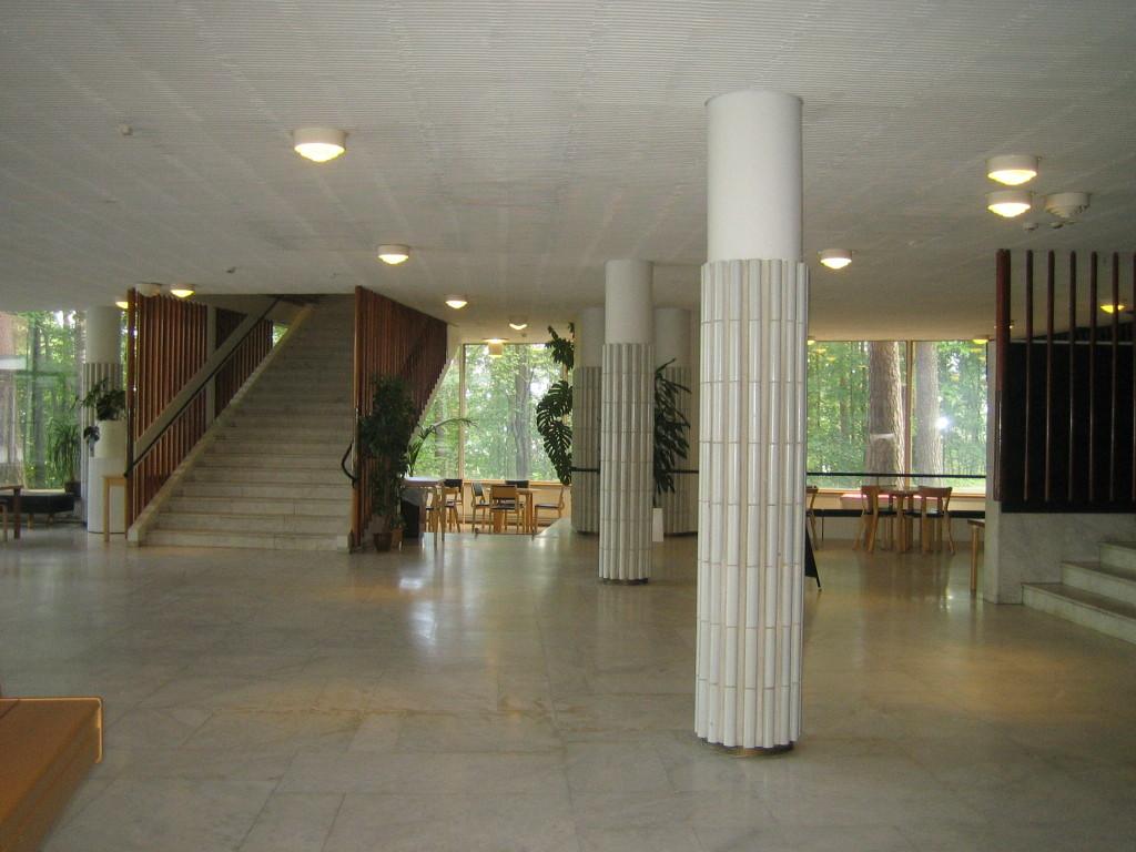 Universidad de Jyväskylä. Image © Karina Nogales
