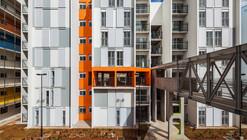 Heliópolis Social Housing / Biselli Katchborian Arquitetos