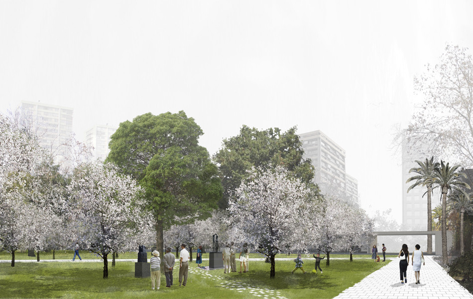 Parque. Image Courtesy of Jadue-Livingstone