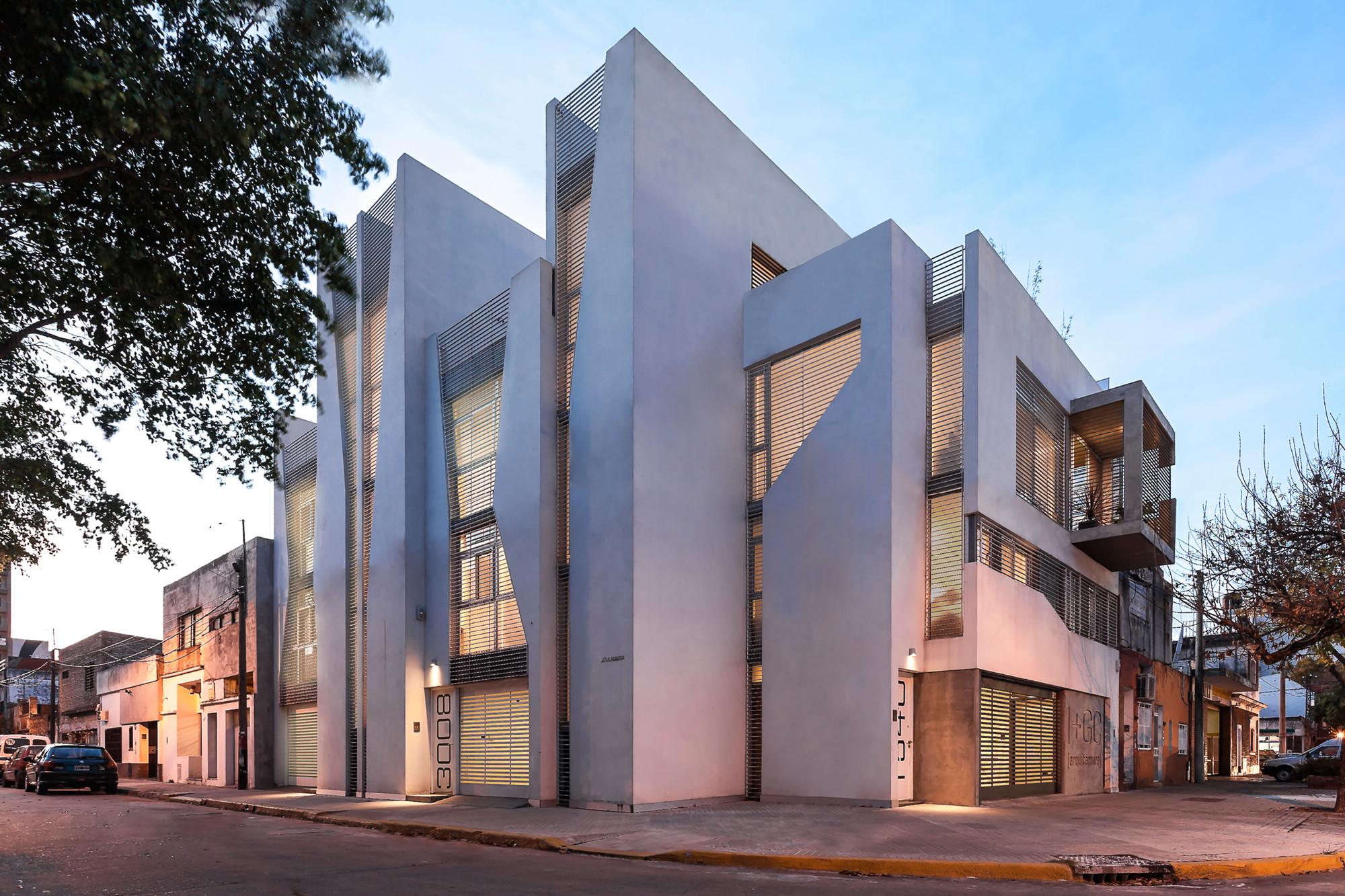 3 Houses in Rosario /  I+GC [ar], © Walter Salcedo