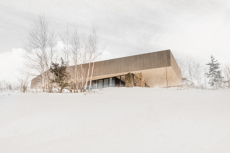 Residencia Roy-Lawrence / Chevalier Morales Architectes, Cortesía de Chevalier Morales Architectes