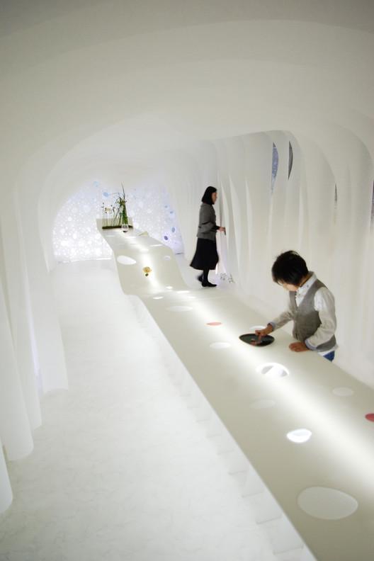 Cueva de Papel - Fussioner 2.0 / Kotaro Horiuchi, © Issei Mori