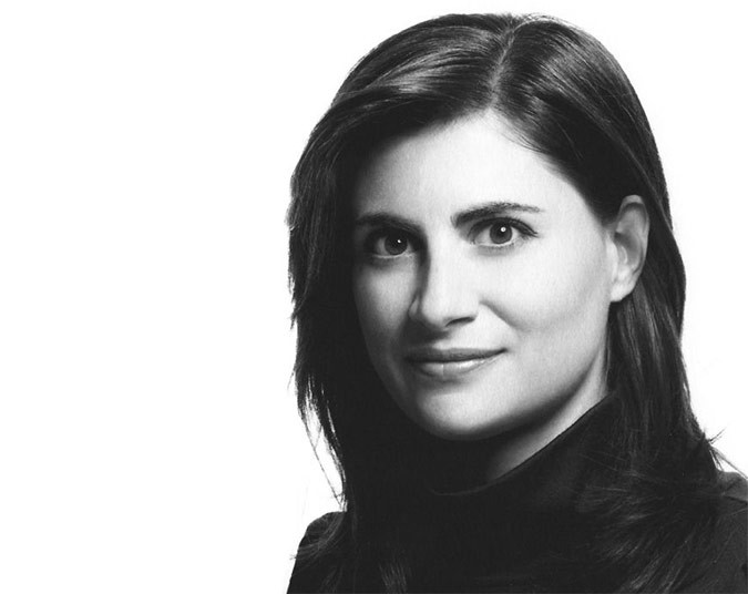 Amale Andraos Named Dean of Columbia GSAPP, Amale Andraos. Image via Architect's Newspaper