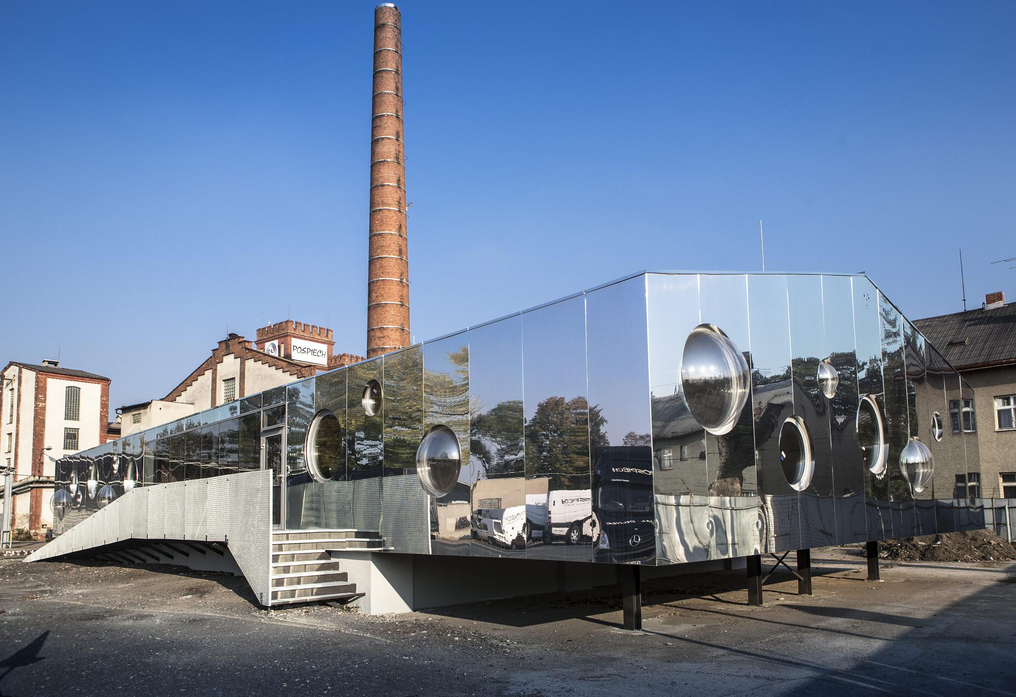 Reconstruction of Building Ostrava-Svinov / PROJEKTSTUDIO, Courtesy of PROJEKTSTUDIO
