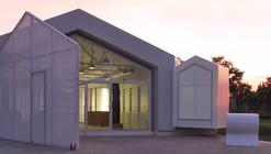 Resin Interpretation Centre / Óscar Miguel Ares Álvarez