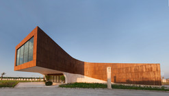 Dashte Noor's Gym Building / Narges Nassiri-Toosi