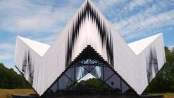 Pavilion and Workshops for Nature Concert Hall / DJA