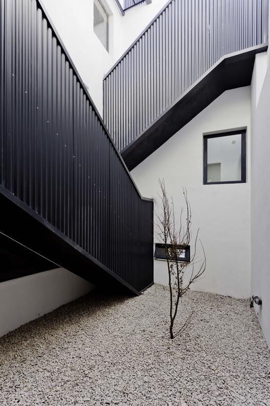 Dos Casas Conde  /  Hitzig Militello Arquitectos, © Federico Kulekdjian