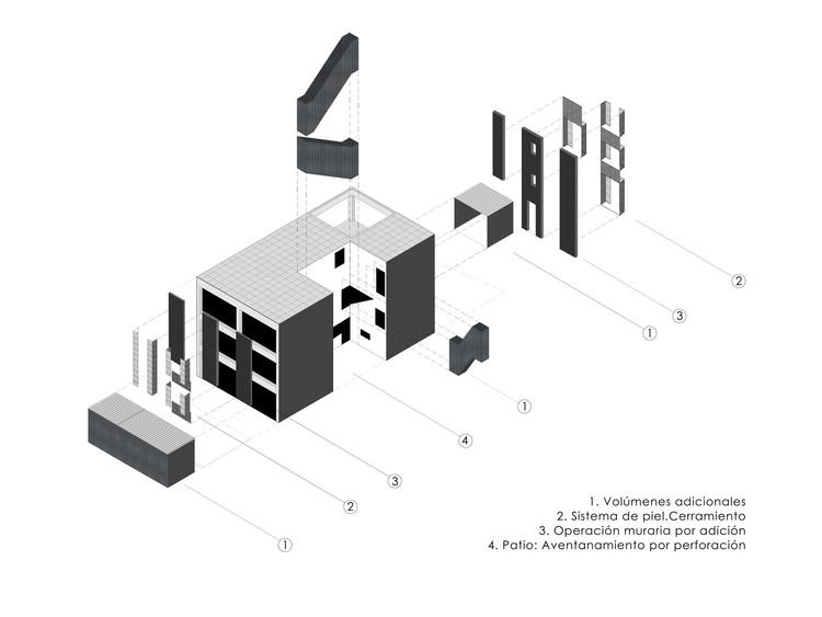 Isometrica Explotada