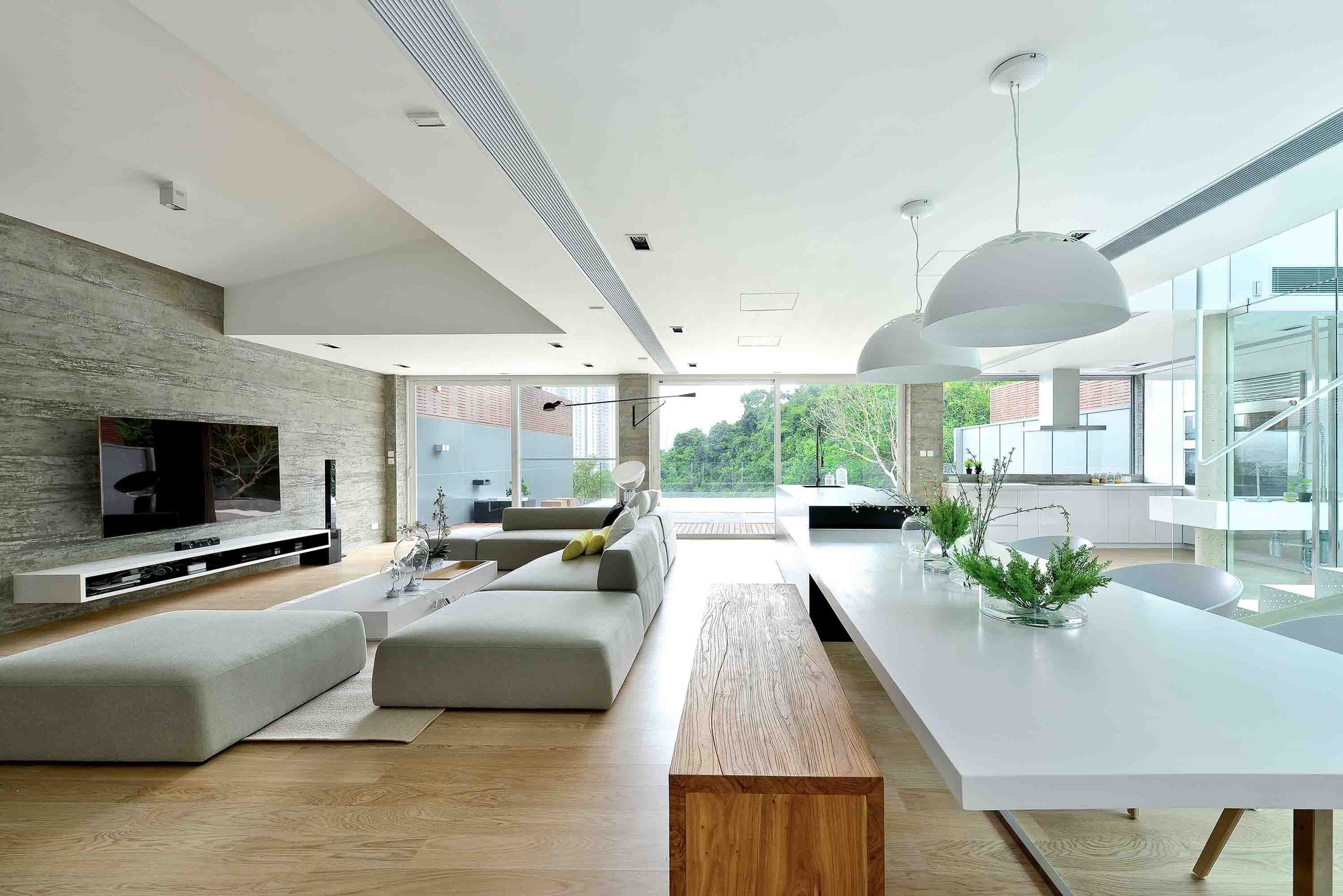 Gallery of house in shatin mid level millimeter interior for Interior designs ne ltd