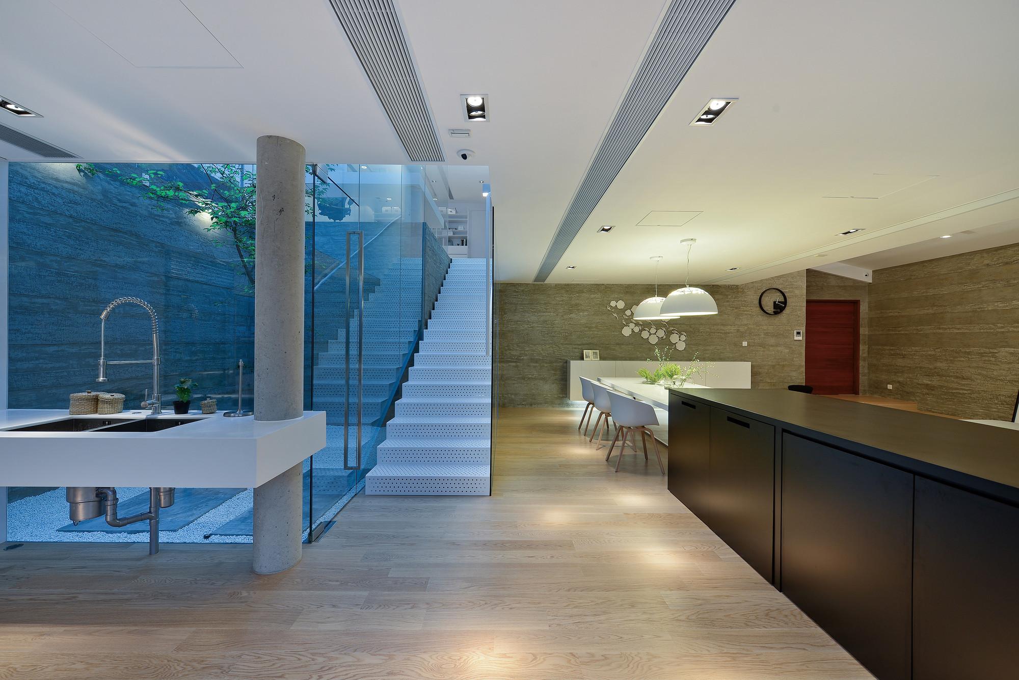 House in Shatin Mid-Level / Millimeter Interior Design ...