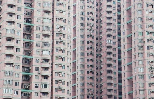 Apartments in Shenzhen. Image © Neville Mars under a CC licence