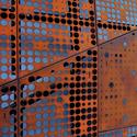 Materiales: Revestimientos Metálicos Perforados