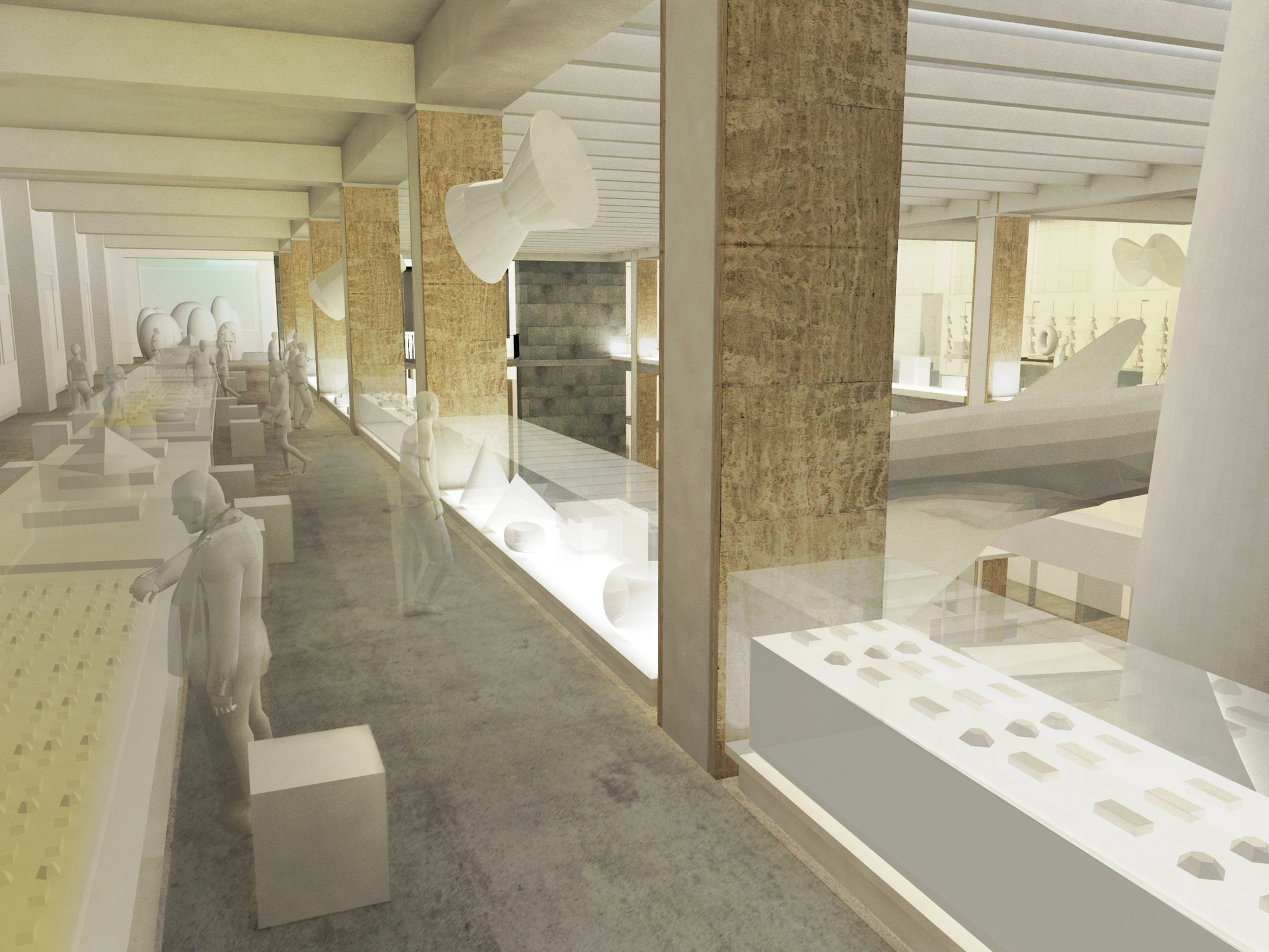 London Science Museum Selects Wilkinson Eyre to Design Medical Galleries, © Wilkinson Eyre