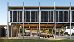 AGL Pavilion / Kennedy Associates Architects