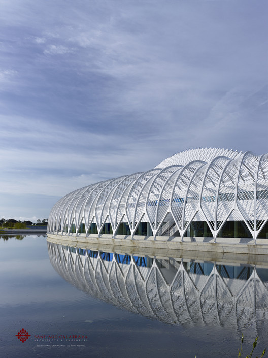 Campus de ciencias, innovación y tecnología del Politécnico de Florida / Santiago Calatrava, © Alan Karchmer for Santiago Calatrava