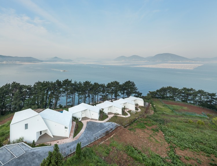 Casa Nudo / Atelier Chang, © Kyungsub Shin