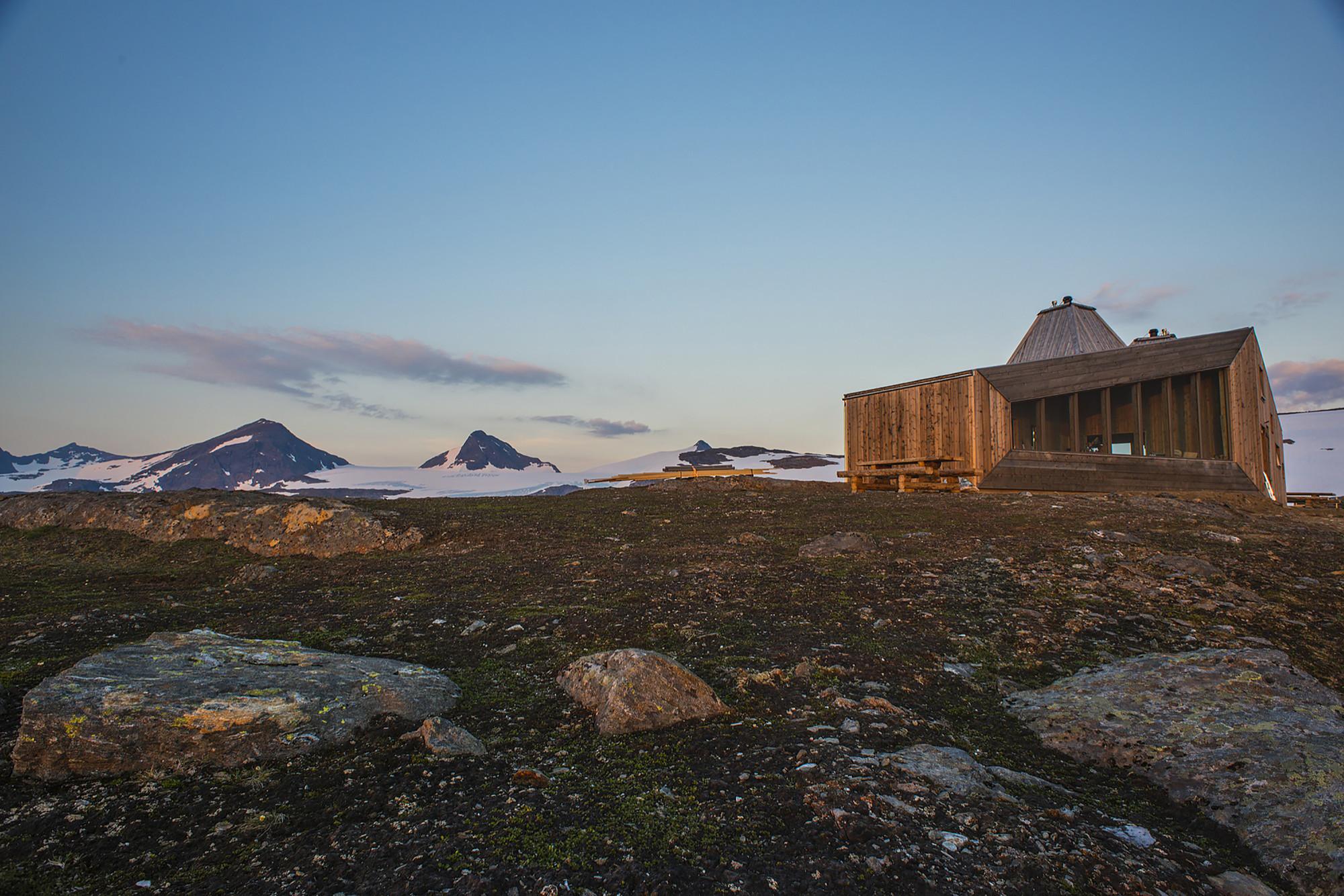 Rabot Tourist Cabin  / JVA, © Jan Inge Larsen
