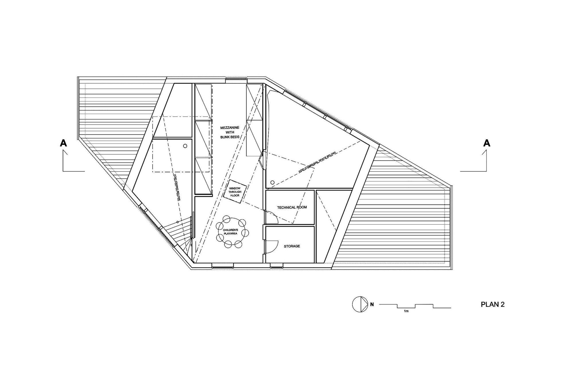 Gallery of Rabot Tourist Cabin / JVA - 21