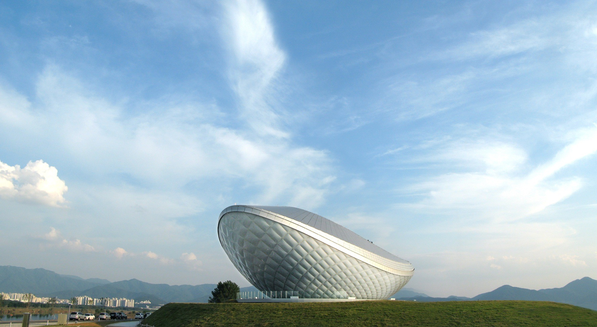 Archivo: Arquitectura Curvilínea / Parte II, © Cortesía de Asymptote Architecture