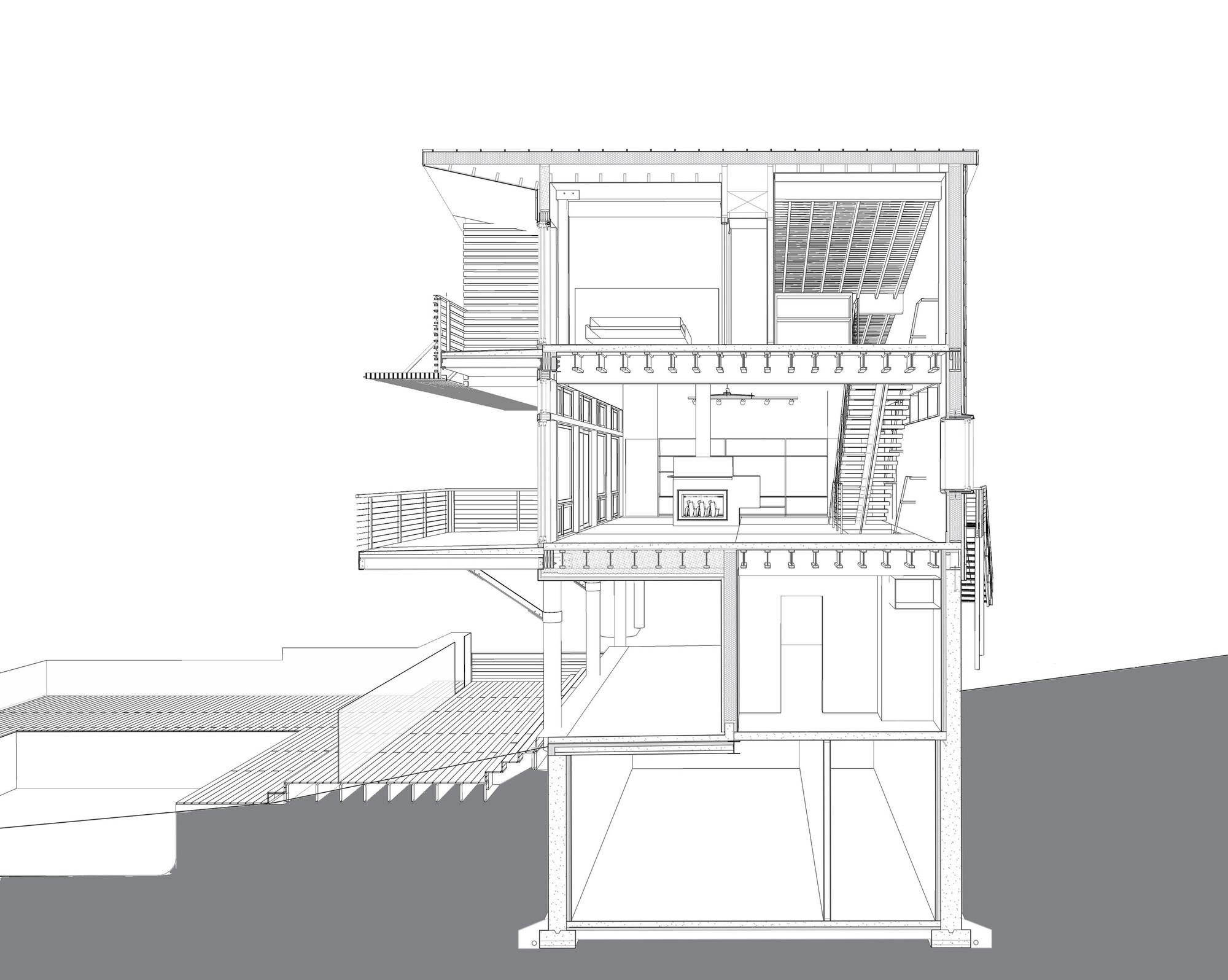 Galer A De Casa Montagnaro Mapos 15