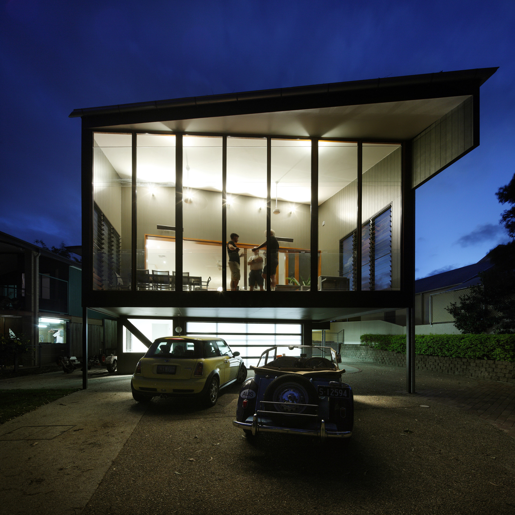 World Photo Day: Scott Burrows by Shaun Lockyer, River Room / Shaun Lockyer Architects. Image © Scott Burrows