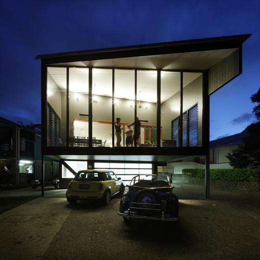 River Room / Shaun Lockyer Architects. Image © Scott Burrows