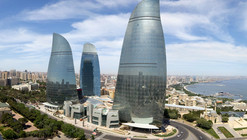 Baku Flame Towers / HOK