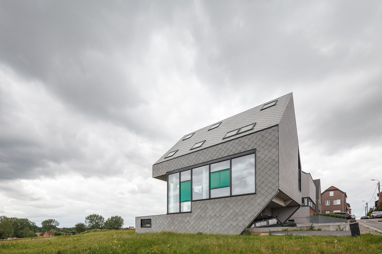 Leeuw House / NU architectuuratelier, © Stijn Bollaert