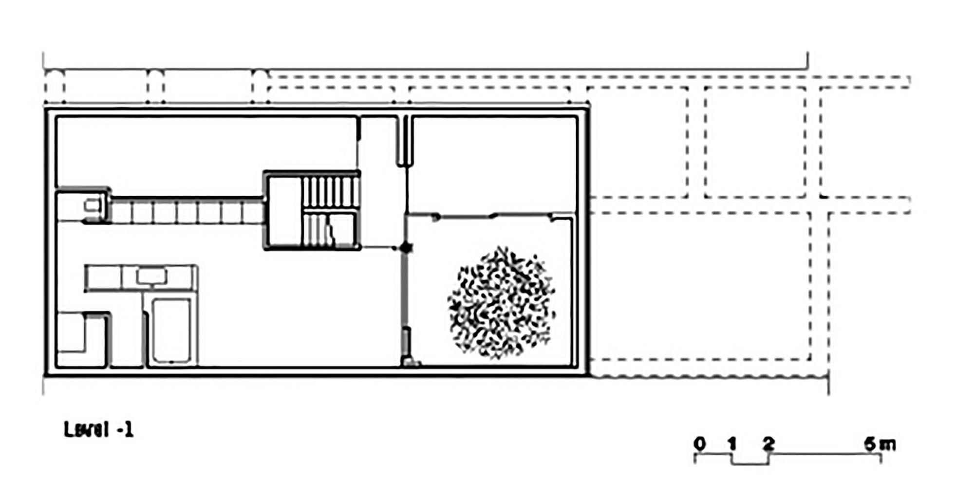 Gallery of house plot 75 office winhov 10 for Plot plan design