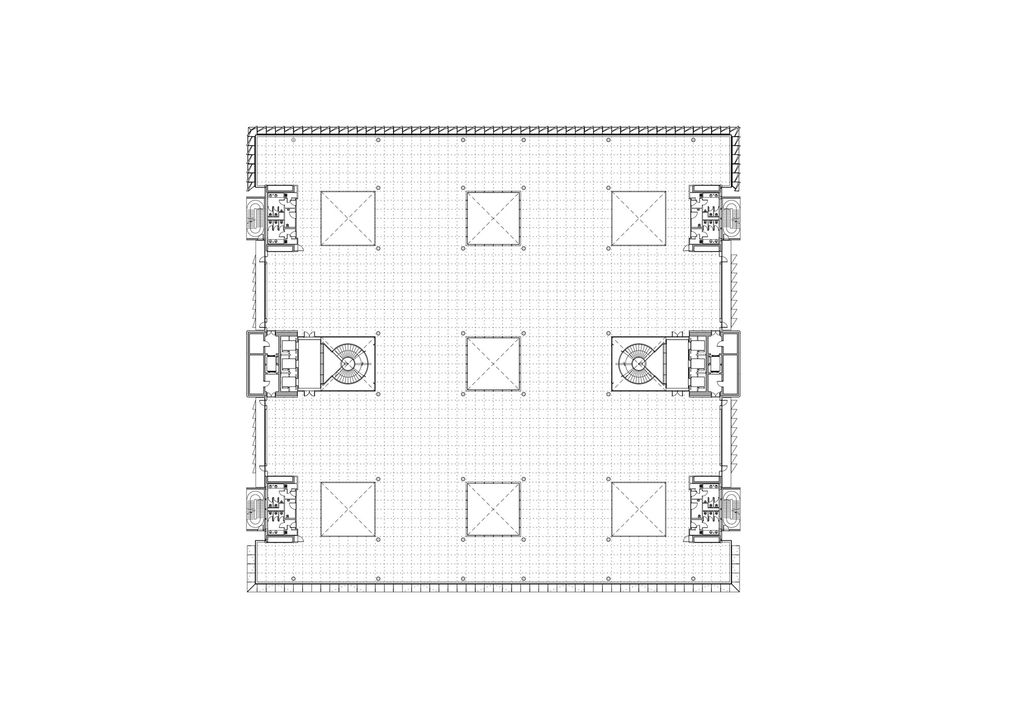 Siemens HQ in Masdar City Exterior modlar – Siemens Site Planning
