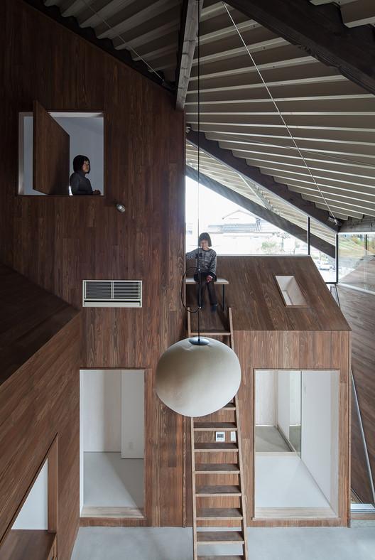 Casa Refugio de Lluvia / y+M, © Yohei Sasakura / Sasa no kurasya