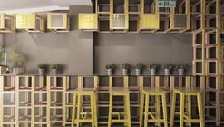 Les Bébés Cafe & Bar / JC Architecture