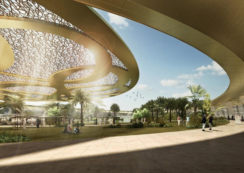 Cortesía de Rafael de La-Hoz Arquitectos