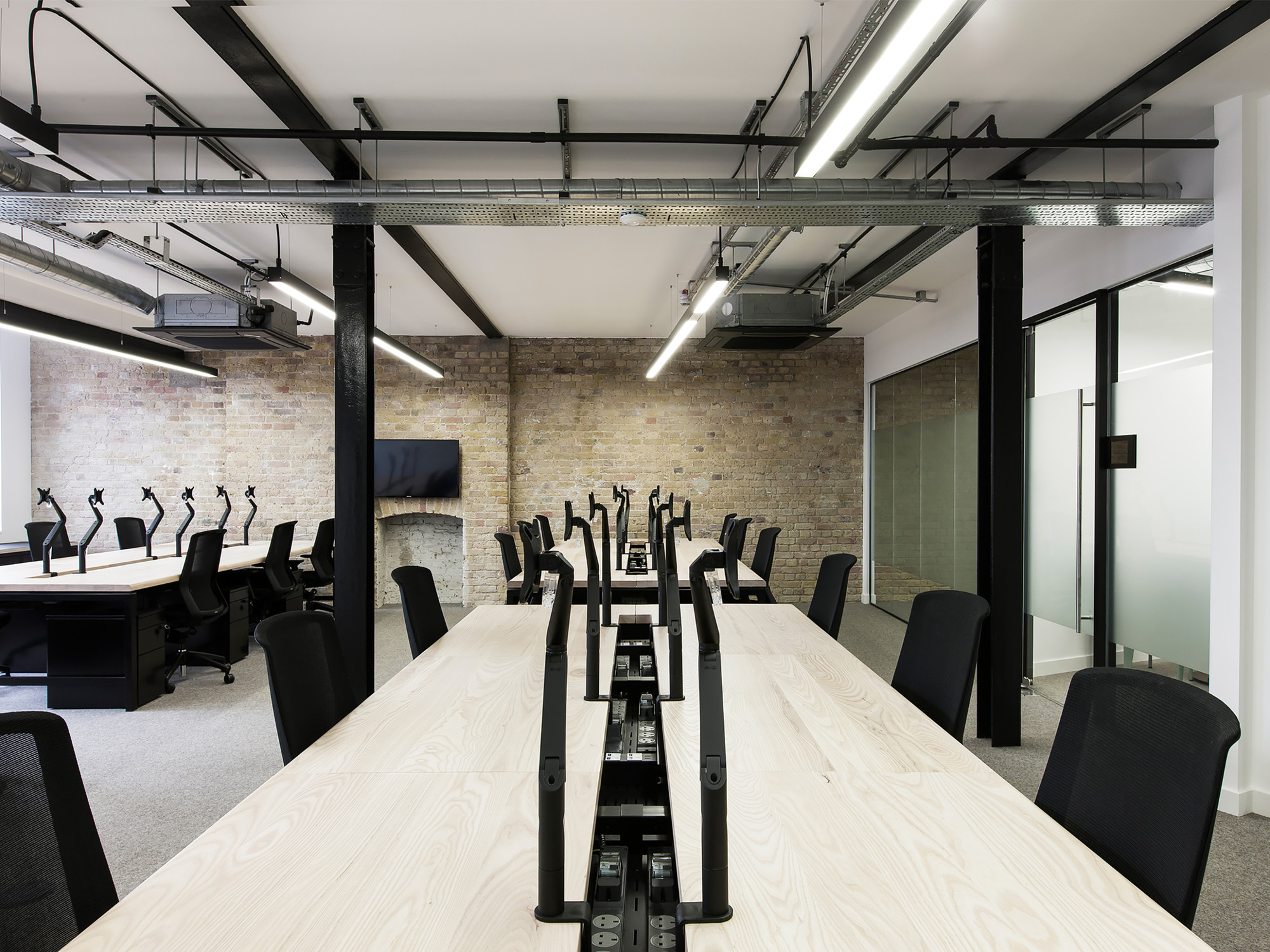 Architecture Office gallery of capco and bold rocket offices / d+ds architecture