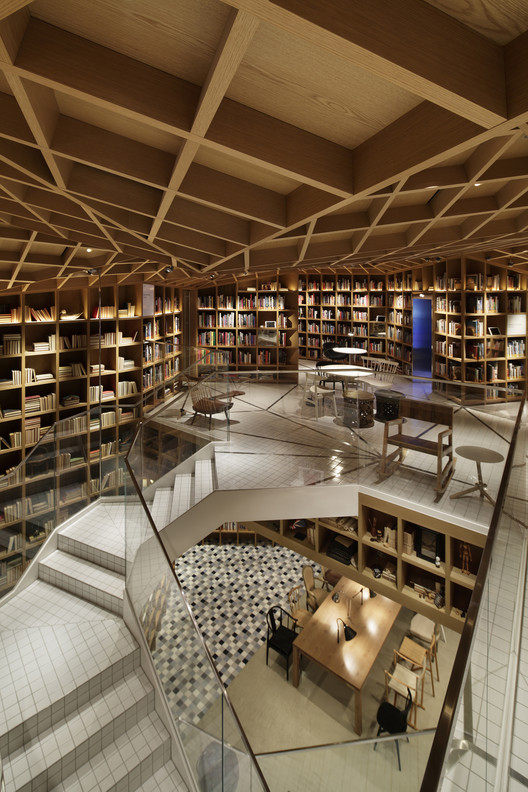 Hyundai Card Travel Library / Wonderwall, © Nacása & Partners Inc.