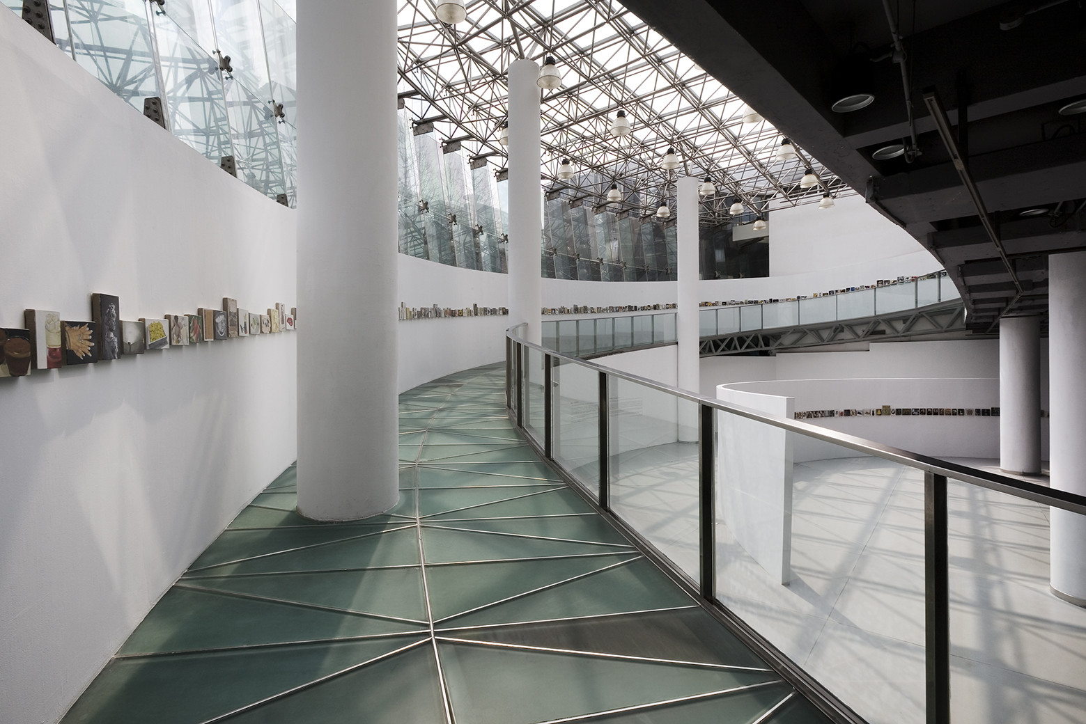Shanghai MOCA / Atelier Liu Yuyang Architects, © Jeremy San