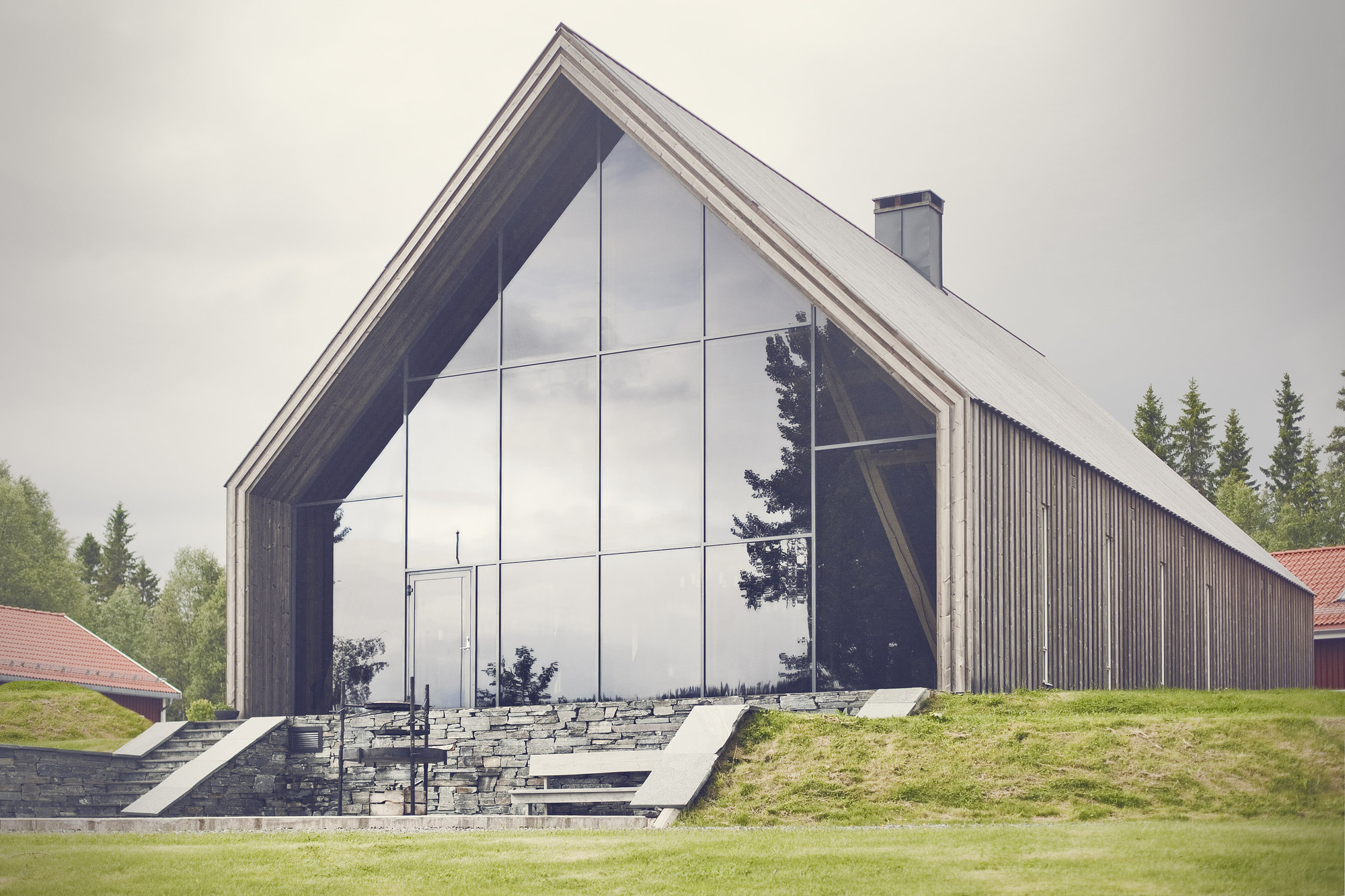 Hunter's Hall / Bergersen Arkitekter, © Kjetil Nordø
