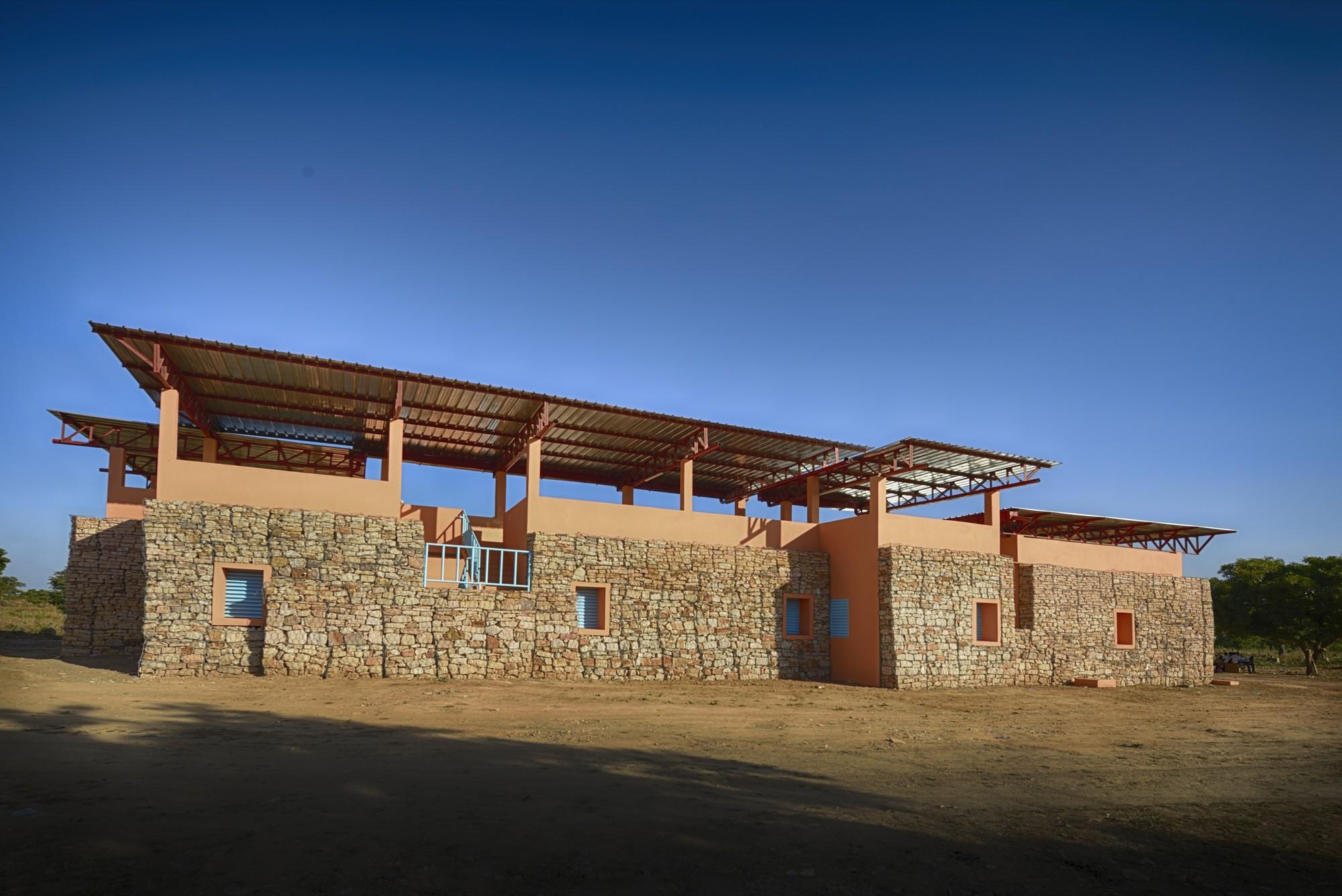 Falatow Jigiyaso Orphanage / F8 architecture + Gérard Violante, © Vanja Bjelobaba