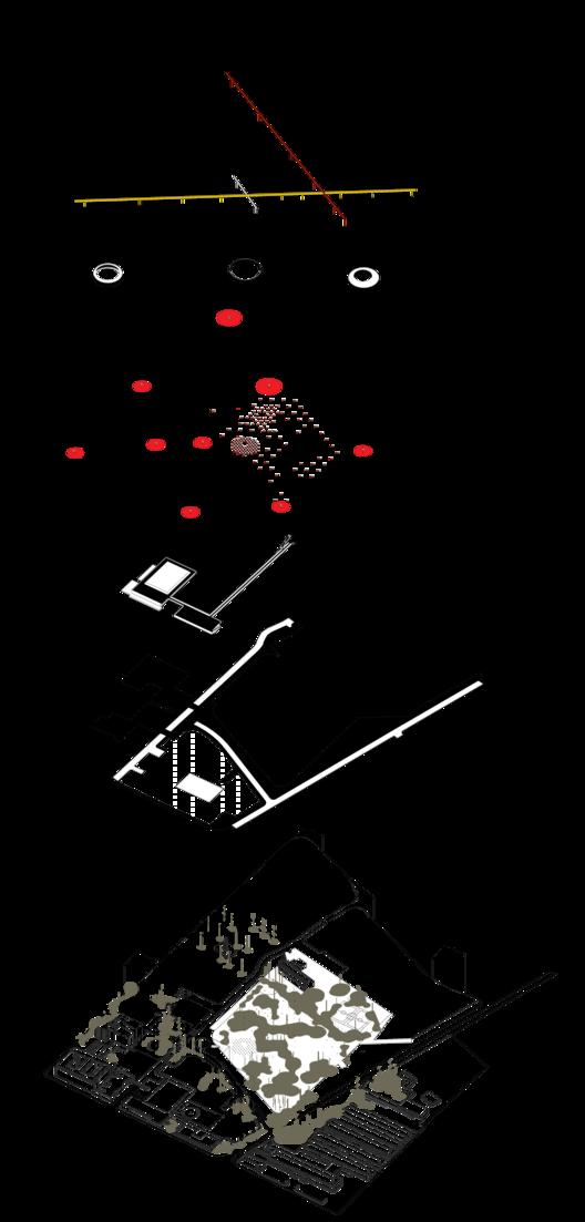 Esquema Axonométrica