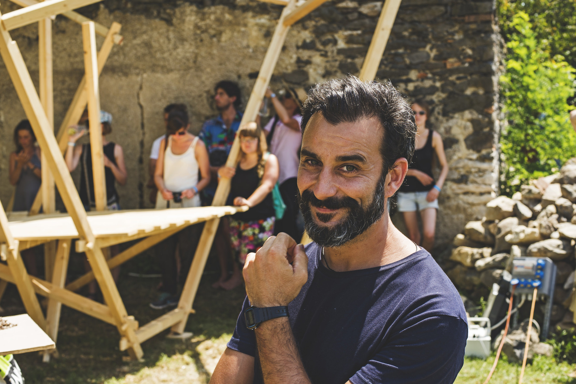 Salvador Gilabert. Imagen © Géza Talabér