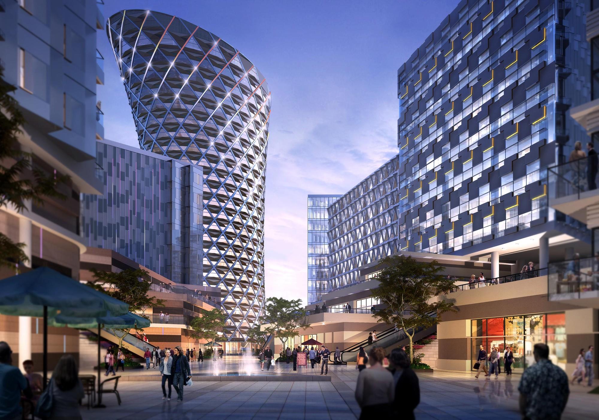 Broadway malyan designs new urban district in chengdu - Broadway malyan ...