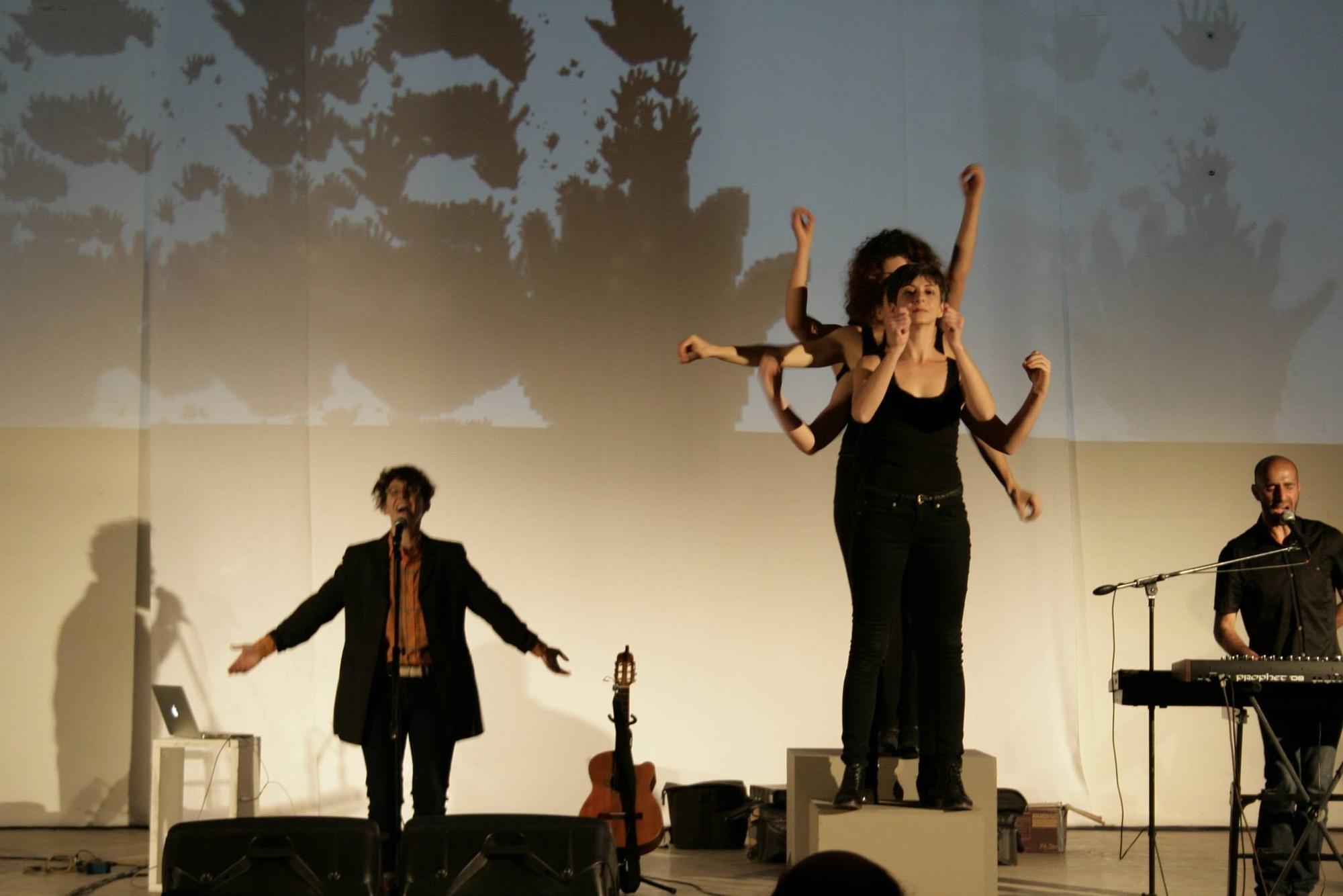 Concierto musical para personas sordas. Image Cortesia de Mil M2